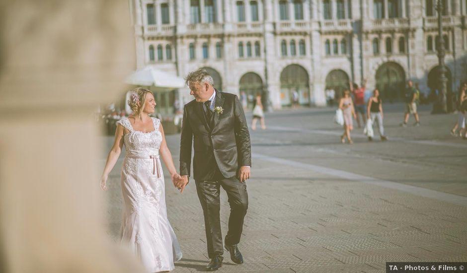 Il matrimonio di Andrea e Lucia a Trieste, Trieste