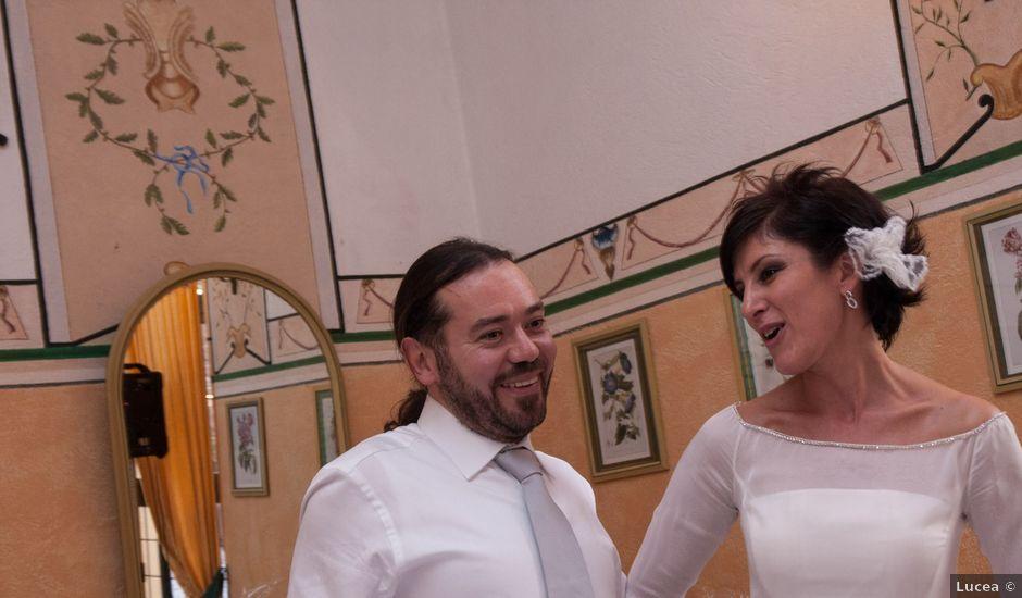 Il matrimonio di Pietro e Claudia a Figino Serenza, Como