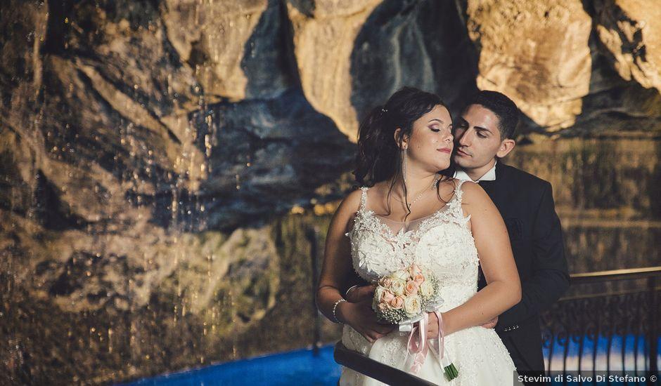 Il matrimonio di Michelle e Simone a Carlentini, Siracusa