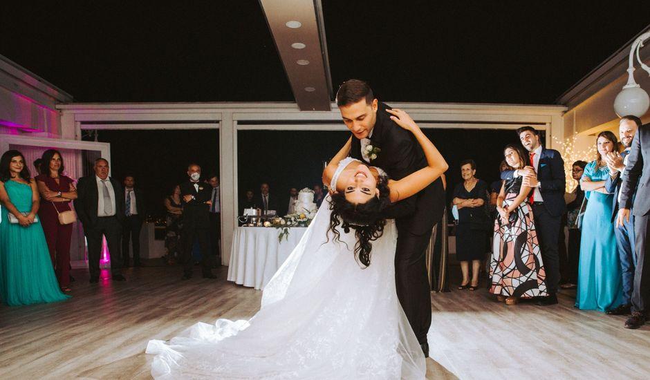 Il matrimonio di Giuseppe e Chiara a Reggio di Calabria, Reggio Calabria