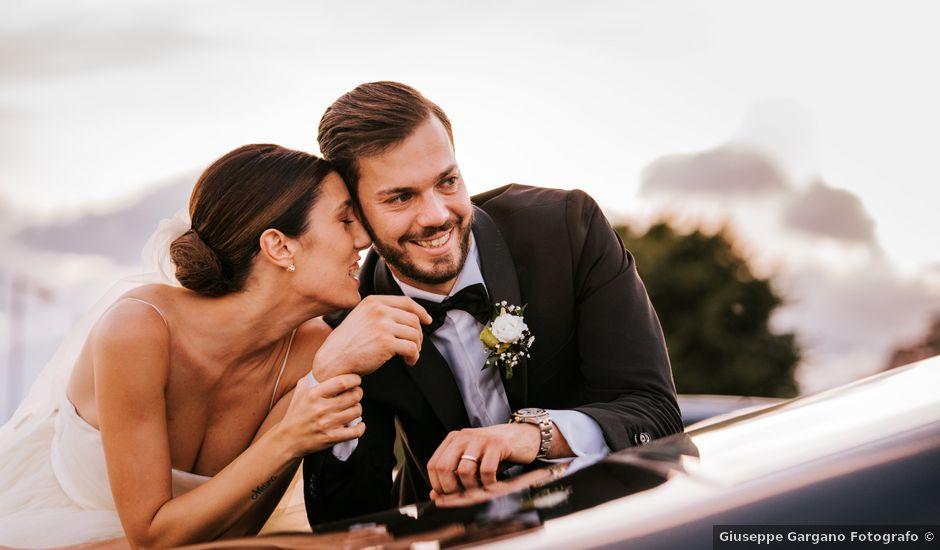 Il matrimonio di Marrina e Gianluca a Roccella Ionica, Reggio Calabria