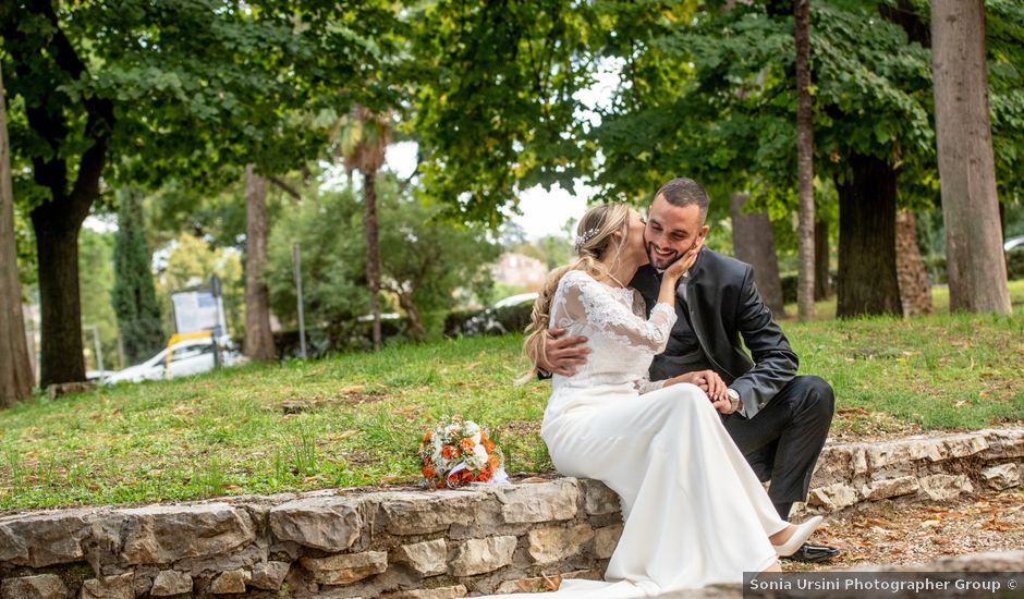 Il matrimonio di Alessandra e Enzo a Riano, Roma