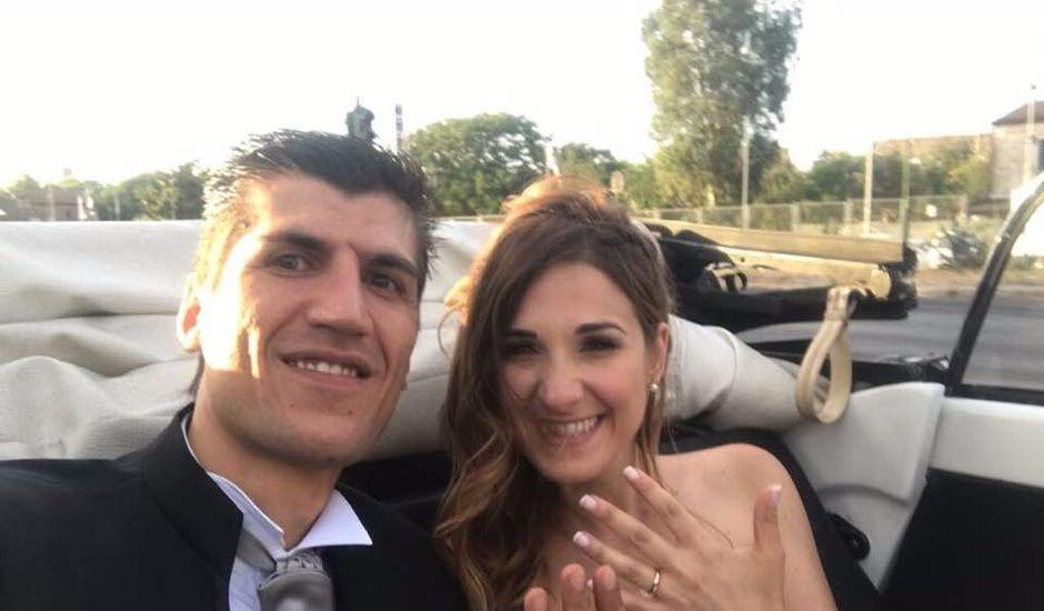 Il matrimonio di Michele e Elisa a Roma, Roma