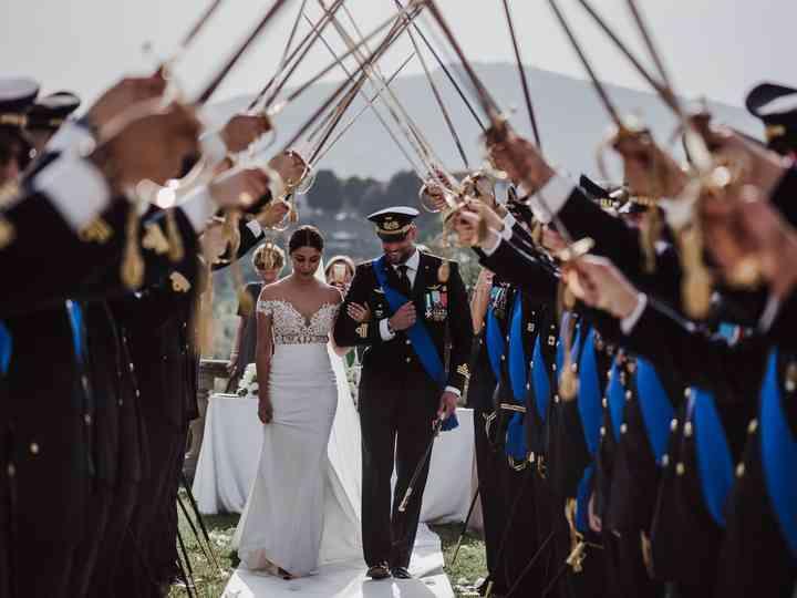 Le nozze di Rossella e Daniele