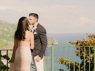 Le nozze di Gina e Anthony