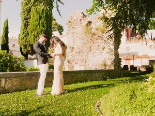 Le nozze di Gina e Anthony 1