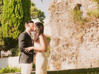 Le nozze di Gina e Anthony 2