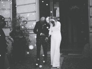 Le nozze di Maura e Roberto