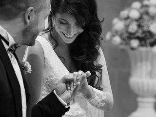 Le nozze di Antonella e Alfonso