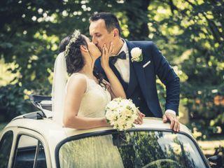 Le nozze di Camilla e Andrea