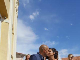 Le nozze di Christian  e Imma 1