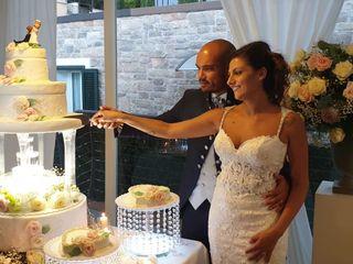Le nozze di Christian  e Imma