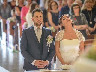 Le nozze di Fabiana e Massimiliano