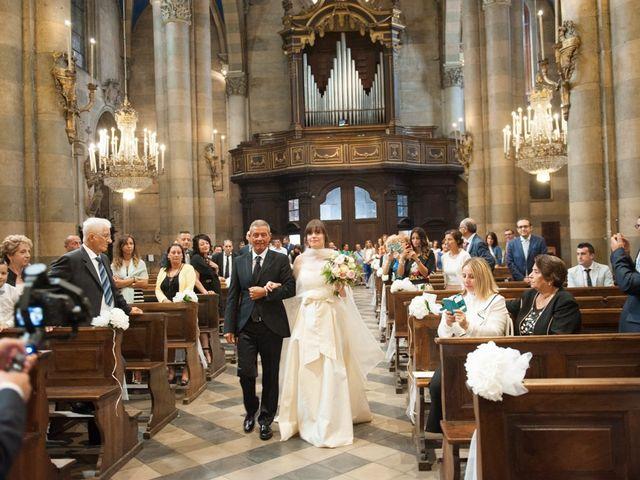 Il matrimonio di Gianluca e Laura a Casale Monferrato, Alessandria 24