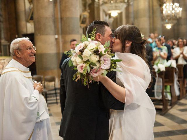 Il matrimonio di Gianluca e Laura a Casale Monferrato, Alessandria 25