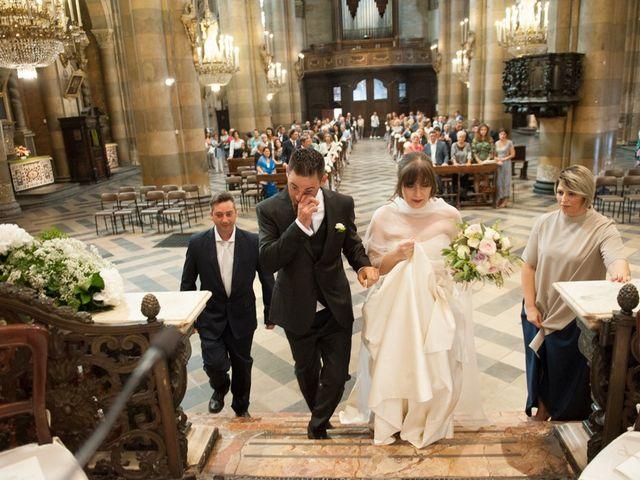 Il matrimonio di Gianluca e Laura a Casale Monferrato, Alessandria 26