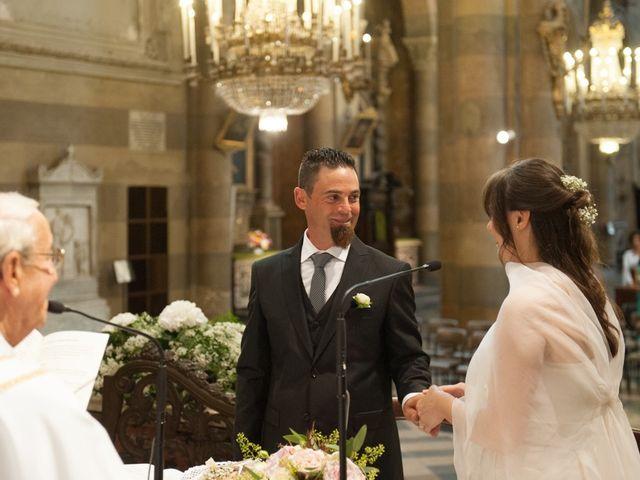 Il matrimonio di Gianluca e Laura a Casale Monferrato, Alessandria 29
