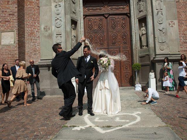 Il matrimonio di Gianluca e Laura a Casale Monferrato, Alessandria 30