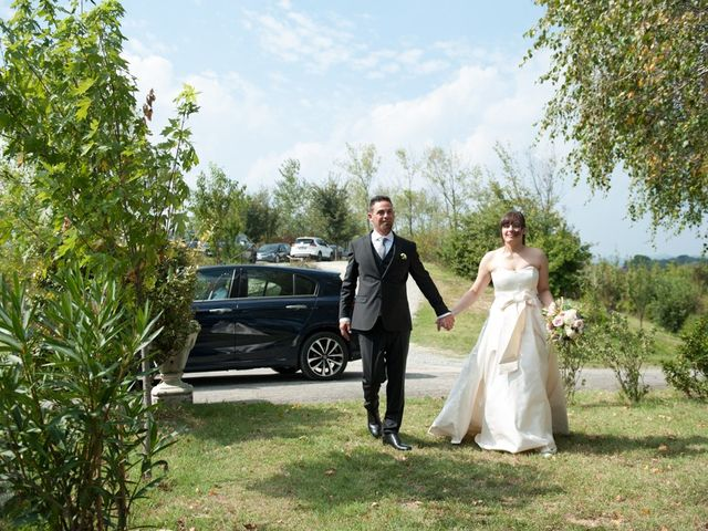 Il matrimonio di Gianluca e Laura a Casale Monferrato, Alessandria 31