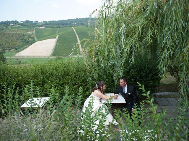 Il matrimonio di Gianluca e Laura a Casale Monferrato, Alessandria 32