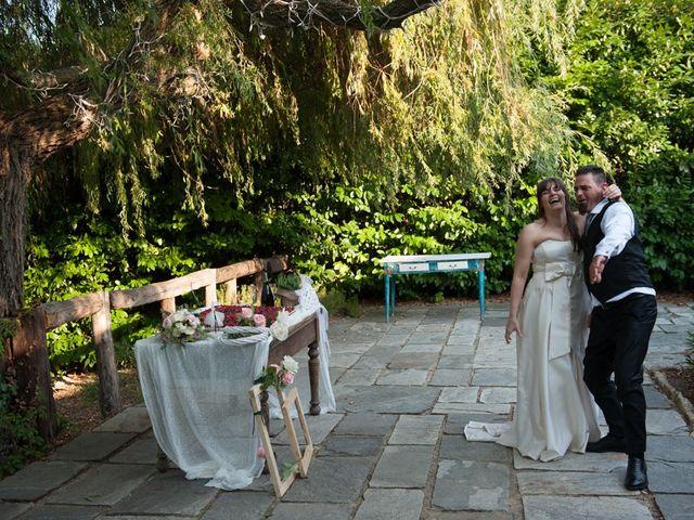 Il matrimonio di Gianluca e Laura a Casale Monferrato, Alessandria 42