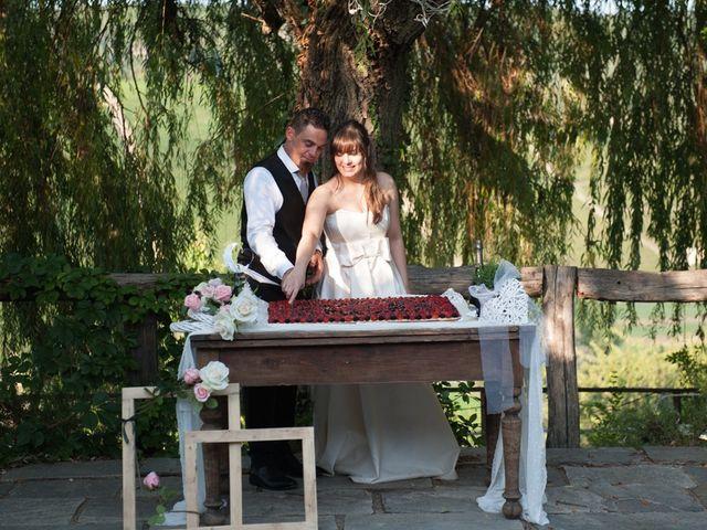 Il matrimonio di Gianluca e Laura a Casale Monferrato, Alessandria 43