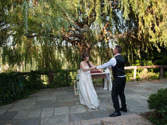 Il matrimonio di Gianluca e Laura a Casale Monferrato, Alessandria 44