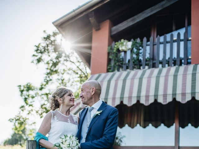 Il matrimonio di Roberto e Maura a Golasecca, Varese 3
