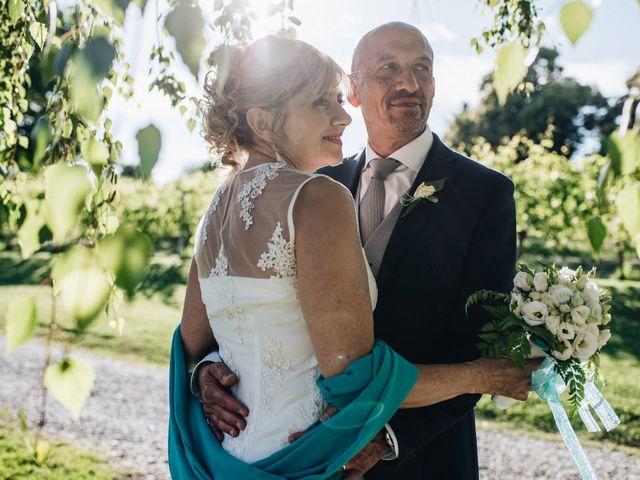 Il matrimonio di Roberto e Maura a Golasecca, Varese 6