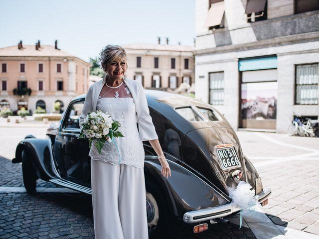 Il matrimonio di Roberto e Maura a Golasecca, Varese 14