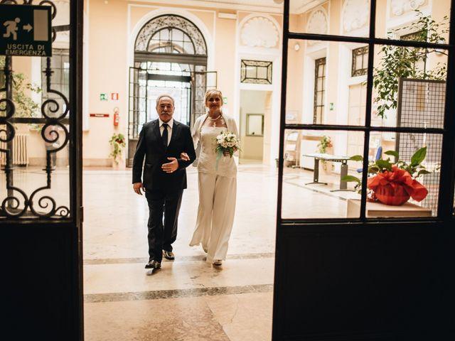 Il matrimonio di Roberto e Maura a Golasecca, Varese 15