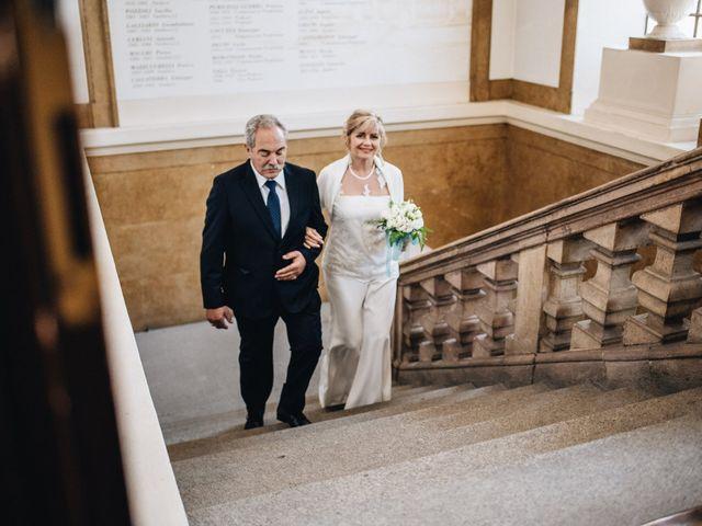Il matrimonio di Roberto e Maura a Golasecca, Varese 16