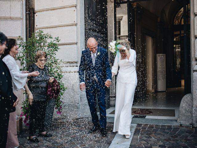 Il matrimonio di Roberto e Maura a Golasecca, Varese 28