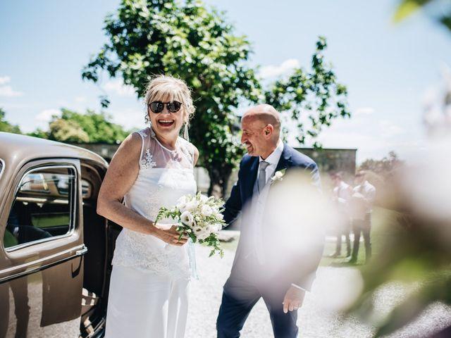 Il matrimonio di Roberto e Maura a Golasecca, Varese 32