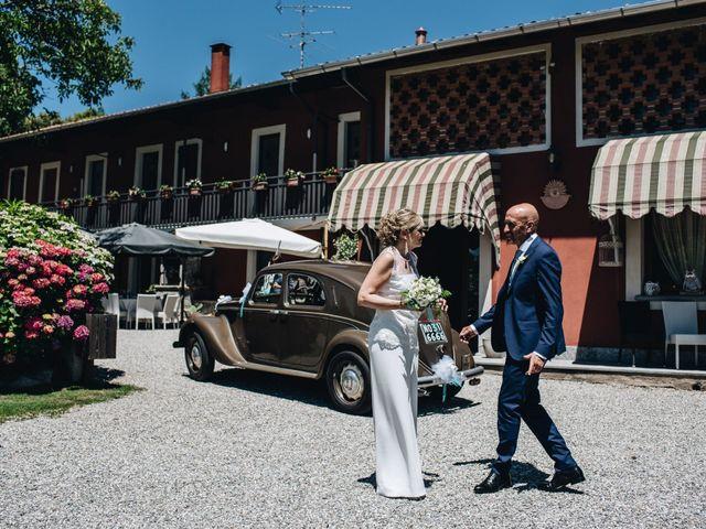 Il matrimonio di Roberto e Maura a Golasecca, Varese 36