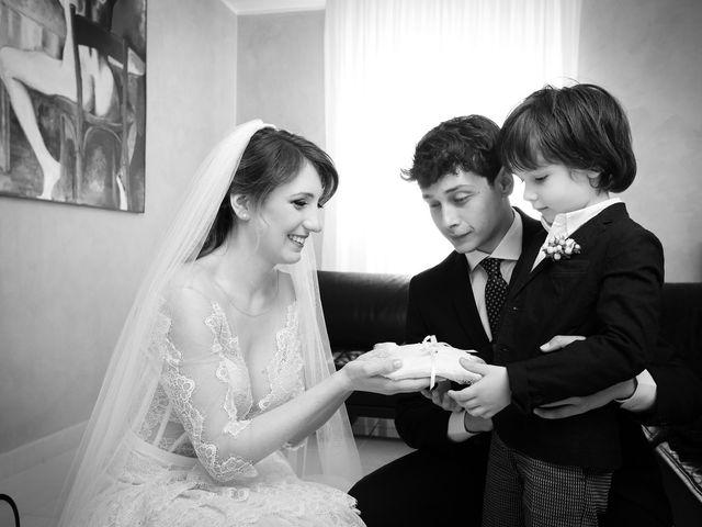 Il matrimonio di Francesco e Rosaria a Modugno, Bari 15