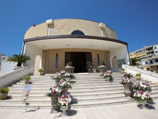 Il matrimonio di Francesco e Rosaria a Modugno, Bari 19