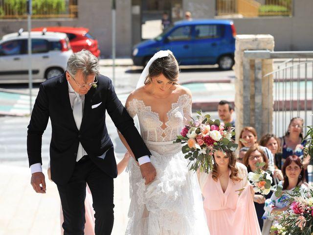 Il matrimonio di Francesco e Rosaria a Modugno, Bari 23