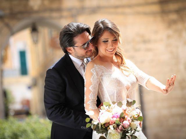Il matrimonio di Francesco e Rosaria a Modugno, Bari 33