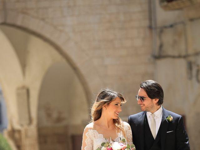 Il matrimonio di Francesco e Rosaria a Modugno, Bari 35