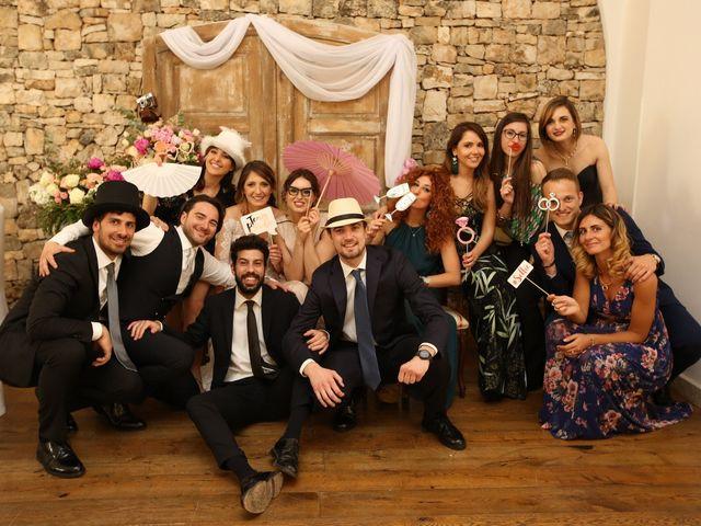 Il matrimonio di Francesco e Rosaria a Modugno, Bari 52
