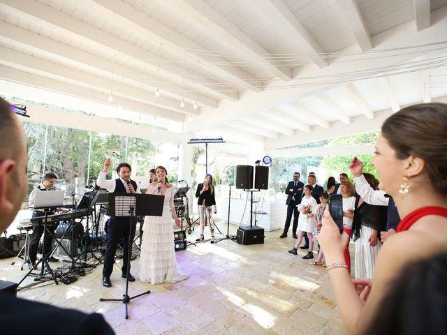 Il matrimonio di Francesco e Rosaria a Modugno, Bari 55