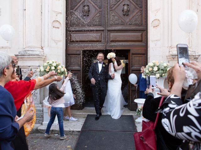 Il matrimonio di Alfonso e Antonella a Sant'Agata de' Goti, Benevento 32