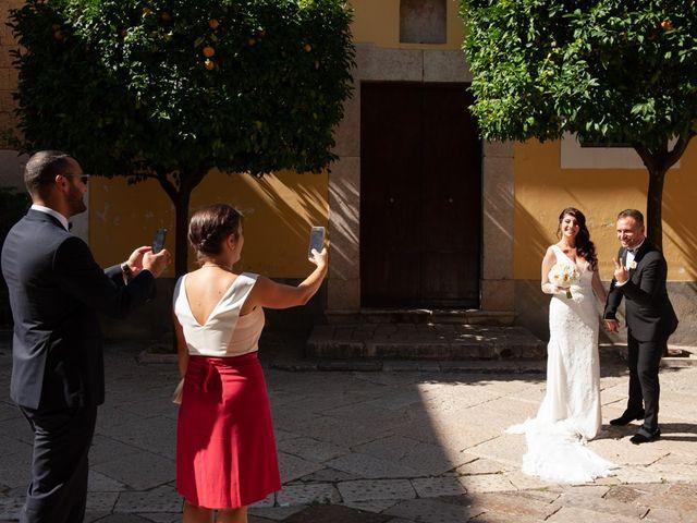 Il matrimonio di Alfonso e Antonella a Sant'Agata de' Goti, Benevento 36