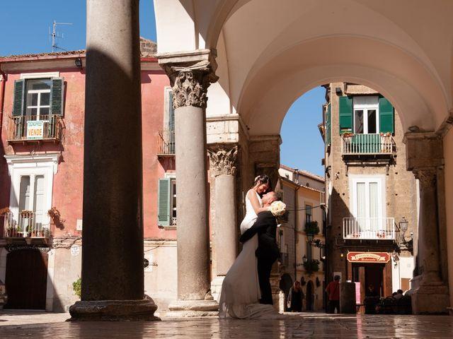 Il matrimonio di Alfonso e Antonella a Sant'Agata de' Goti, Benevento 40