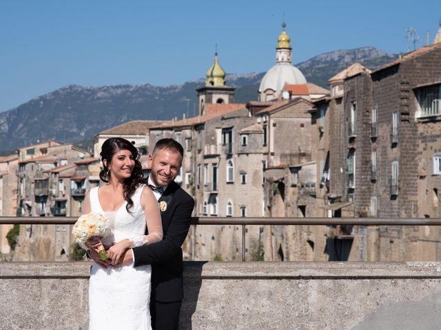 Il matrimonio di Alfonso e Antonella a Sant'Agata de' Goti, Benevento 45