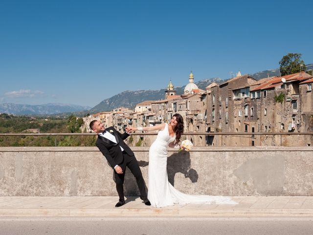 Il matrimonio di Alfonso e Antonella a Sant'Agata de' Goti, Benevento 1