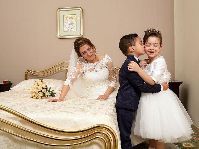 Il matrimonio di Edward e Valentina a Patti, Messina 7