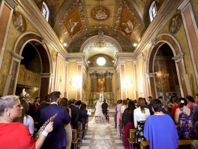 Il matrimonio di Edward e Valentina a Patti, Messina 8