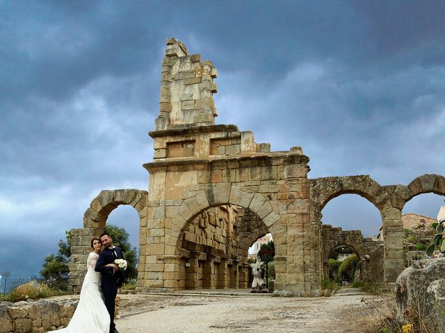 Il matrimonio di Edward e Valentina a Patti, Messina 11